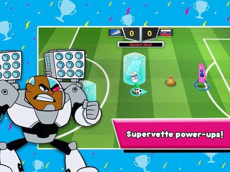 Toon Cup – voetbalspel screenshot 11
