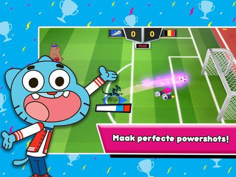 Toon Cup – voetbalspel screenshot 12