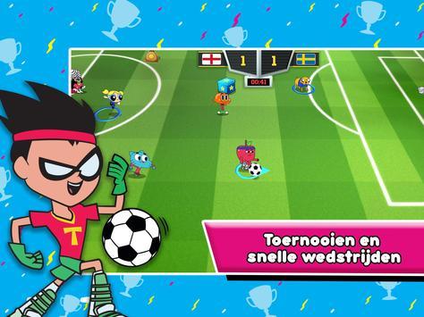 Toon Cup – voetbalspel screenshot 18