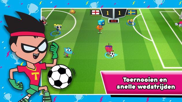 Toon Cup – voetbalspel screenshot 2