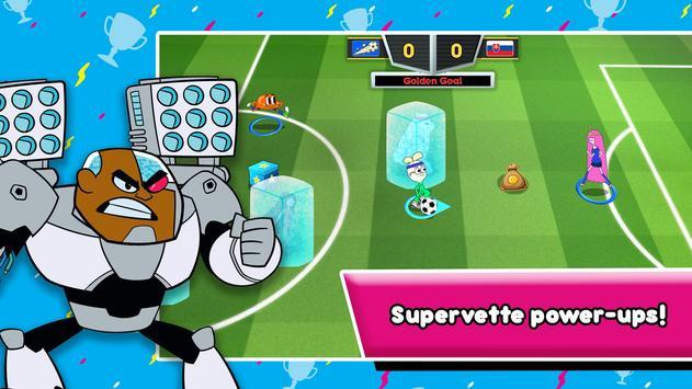 Toon Cup – voetbalspel screenshot 3