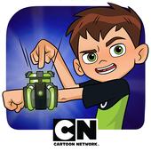 Бен 10 - Инопланетная реальность: крутые AR-битвы иконка