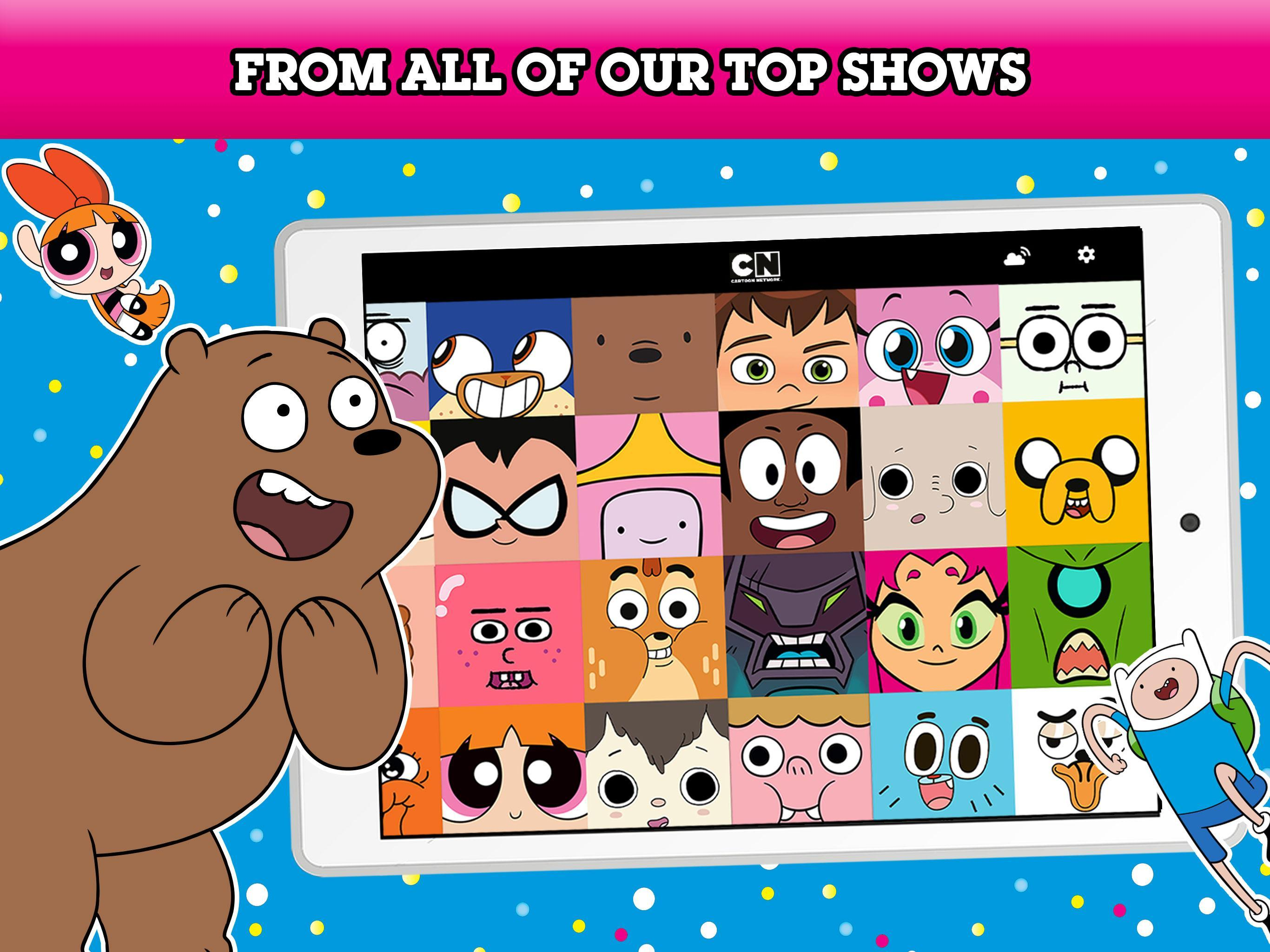 Cartoon Network GameBox - Free games every month for ...