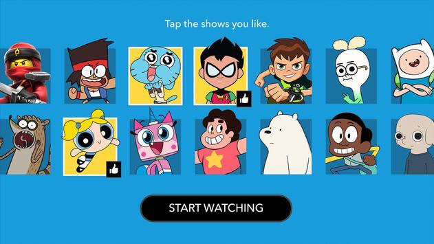 Cartoon Network App poster