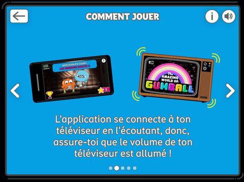 Gumball VIP FR screenshot 6