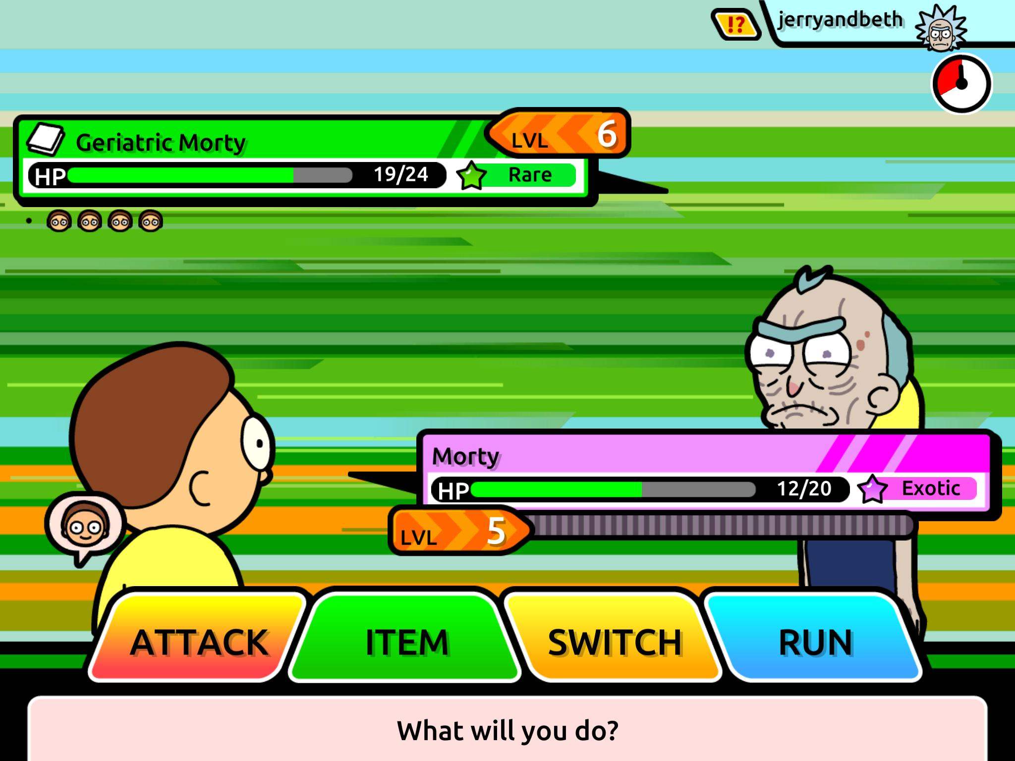 Rick and Morty: Pocket Mortys for Android - APK Download