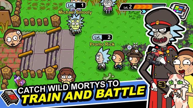 Rick and Morty: Pocket Mortys screenshot 7