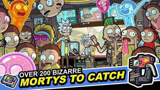 Rick and Morty: Pocket Mortys screenshot 10
