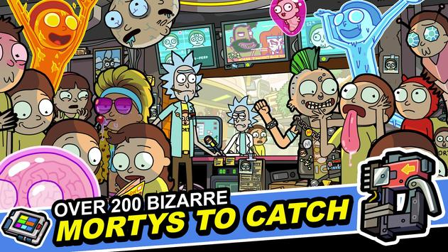 Rick and Morty: Pocket Mortys screenshot 16