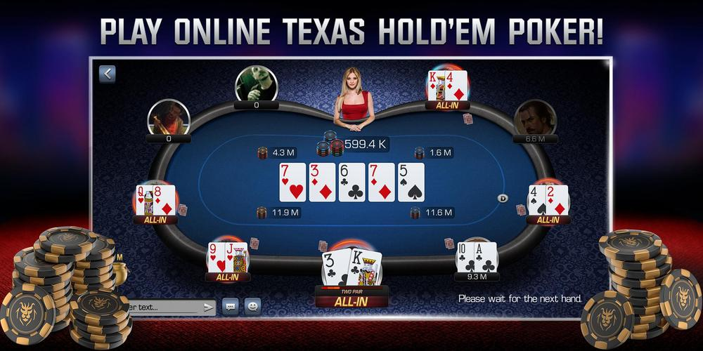 Leon Texas HoldEm Poker for Android - APK Download
