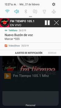 Fm Tiempo 105.1 Cutral Có  - Neuquén screenshot 4