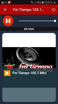 Fm Tiempo 105.1 Cutral Có  - Neuquén screenshot 1
