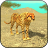 Wild Cheetah Sim icon