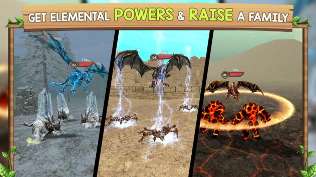 5 Schermata Dragon Sim