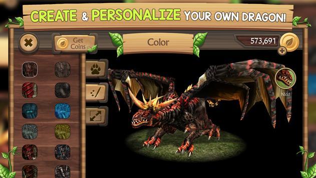 18 Schermata Dragon Sim