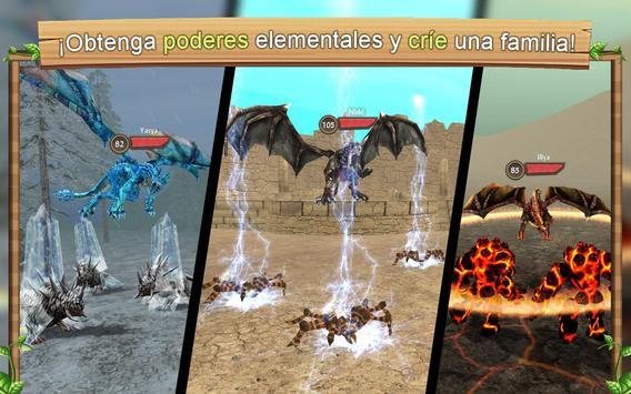 Simulador de Dragón Online captura de pantalla 5