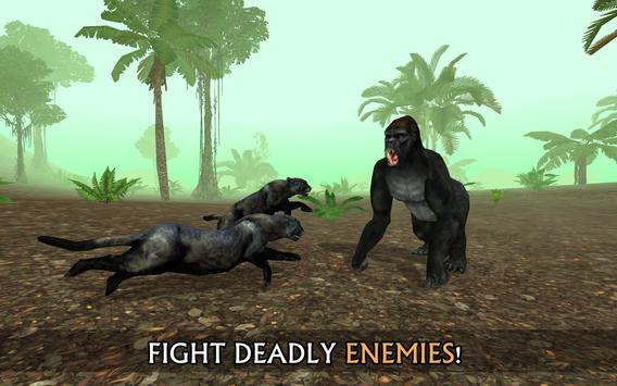 Wild Panther Sim screenshot 1