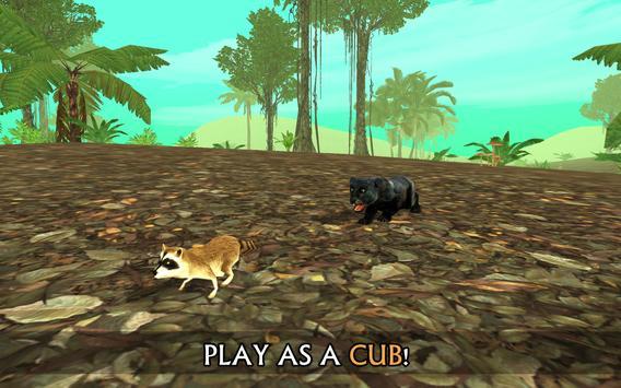 Wild Panther Sim screenshot 2