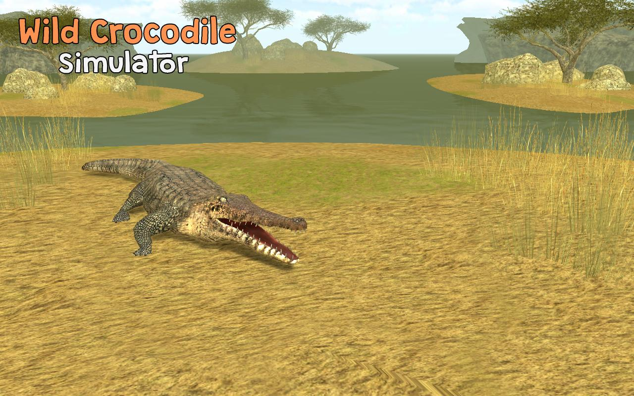 Wild Crocodile Simulator 3d For Android Apk Download