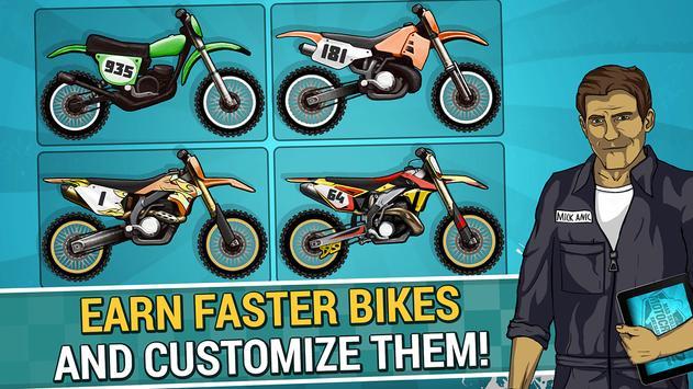 Mad Skills Motocross 2 screenshot 1