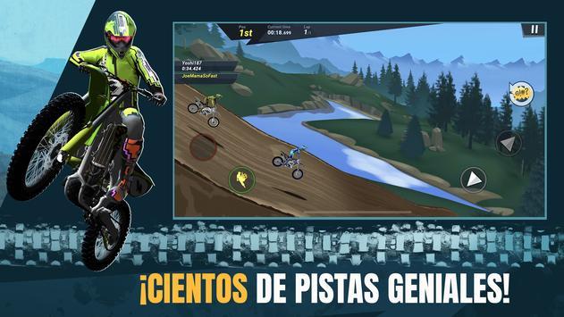 Mad Skills Motocross 3 captura de pantalla 2
