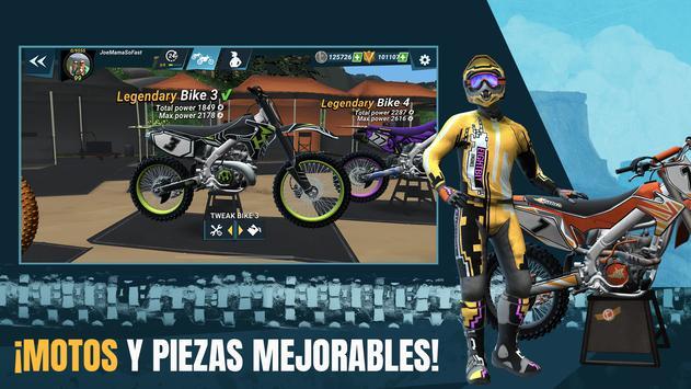 Mad Skills Motocross 3 captura de pantalla 4