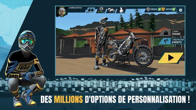 Mad Skills Motocross 3 capture d'écran 15