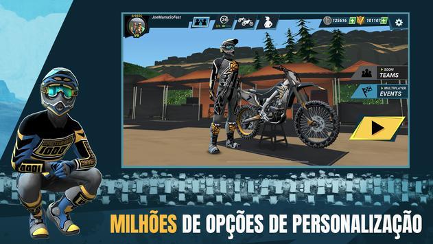 Mad Skills Motocross 3 imagem de tela 9