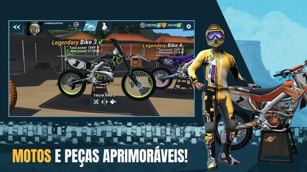 Mad Skills Motocross 3 imagem de tela 10