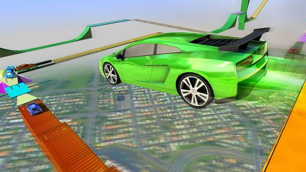 Extreme Ramp Car Stunts: Impossible Car Driving screenshot 16