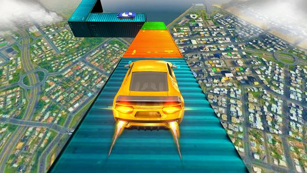 Extreme Ramp Car Stunts: Impossible Car Driving screenshot 11