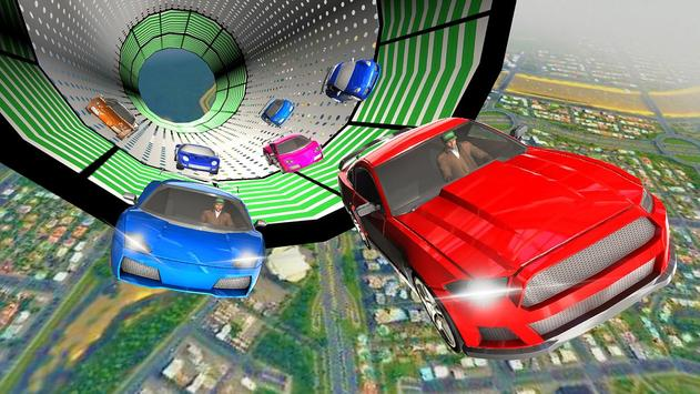 Extreme Ramp Car Stunts: Impossible Car Driving screenshot 1