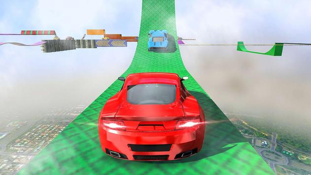 Extreme Ramp Car Stunts: Impossible Car Driving screenshot 4