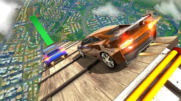 Extreme Ramp Car Stunts: Impossible Car Driving screenshot 6