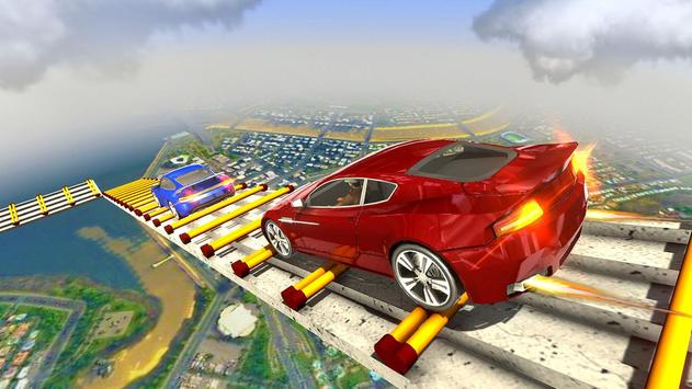 Extreme Ramp Car Stunts: Impossible Car Driving screenshot 8