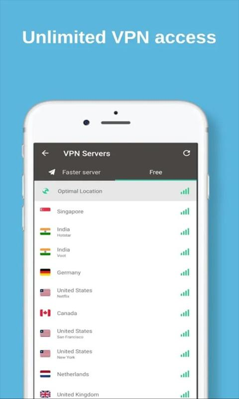 SuperVPN Free VPN Mastar Turbo VPN Unblock Proxy for Android