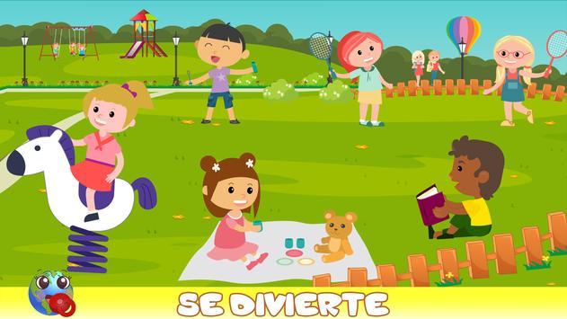 Baby Worlds | Su primera app 截圖 12