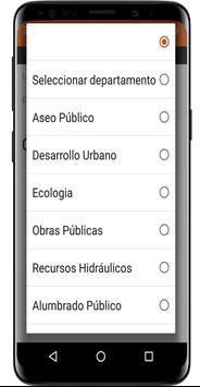 tu reporte ciudadano screenshot 1