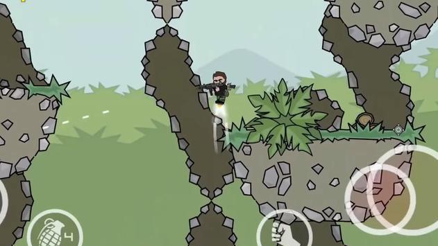 Tips For Mini Militia : New Doodle 2020 screenshot 7