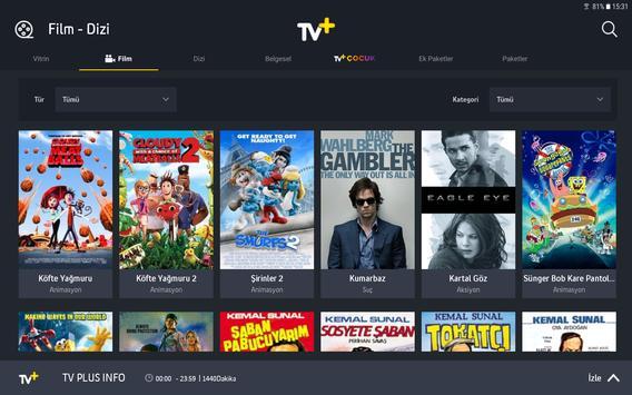 TV+ Ekran Görüntüsü 2