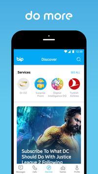 BiP screenshot 2
