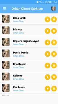 Orhan Ölmez Şarkıları - İnternetsiz poster