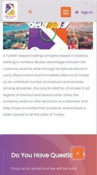 Turk indirim poster