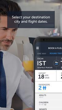 Turkish Airlines الملصق