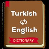 Turkish to English Dictionary Offline icon