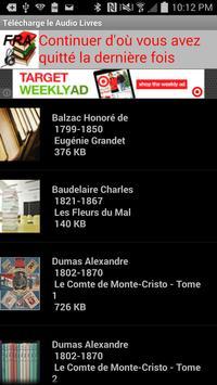 Audio Livres en Français screenshot 2