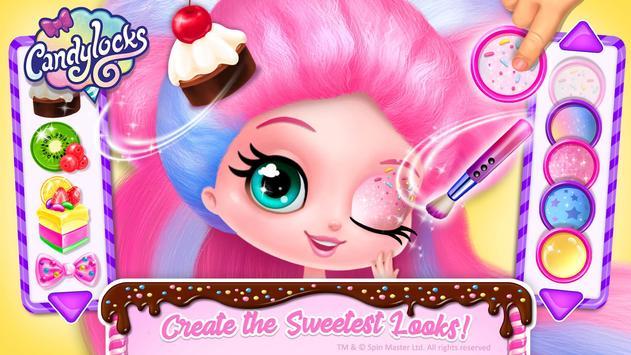 Candylocks Hair Salon imagem de tela 4