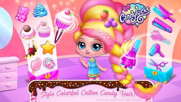 Candylocks Hair Salon imagem de tela 5