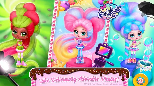 Candylocks Hair Salon imagem de tela 6