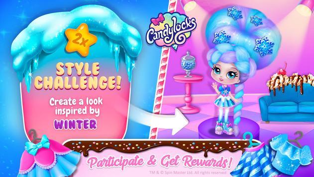 Candylocks Hair Salon imagem de tela 7